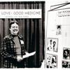 "Gittings at ""Gay Love:  Good Medicine"" booth"