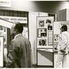 More participants looking at exhibit