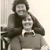 Lesbian couple #1, portrait A