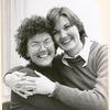 Lesbian couple #1, portrait B