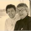 Older lesbian couple
