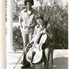 Germantown couple with cello #2
