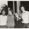 Lige Clarke, Barbara Gittings, Kay Tobin Lahusen, and Jack Nichols