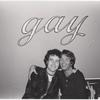 Jack Nichols and Lige Clarke at Gay's offices in New York City #2