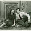 [Vivienne Segal (Vera Simpson ) and Gene Kelly (Joey Evans) in Pal Joey]