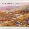 The Doone valley.