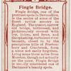 Fingle bridge.