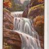 Mawddach Falls.