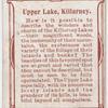 Upper Lake, Killarney.