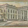 President's house in Washington.