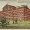 Pension building in Washington.