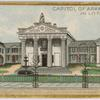 Capitol of Arkansas in Little Rock.