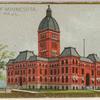 Capitol of Minnesota in St. Paul.