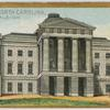 Capitol of North Carolian in Raleigh.