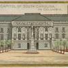 Capitol of South Carolina in Columbia.