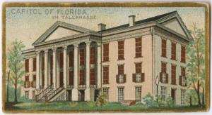 Capitol of Florida in Talahasse.