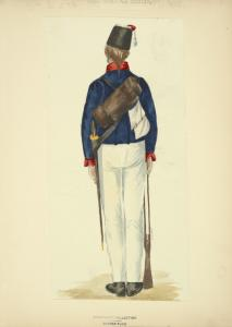 Italy. Kingdom of the Two Sicilies, 1816.