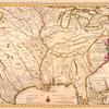 Carte de la Louisiane et du cours du Mississipi dressée sur un grand nombre de memoires entr'autres sur ceux de Mr. le Maire,
