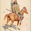 The Sioux chief.