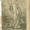 [Frontispiece: Christ's victory over Satan; from Paradise Regained]