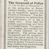 The Sergeant of Police.
