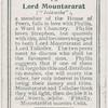 Lord Moutararat.
