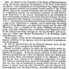 Recaptured Africans: letter from the Secretary of the Navy, transmitting the information required by a resolution of the House of Representatives, of the 5th instant, in relation to the present condition and probable annual expense, of the United States Agency for Recaptured Africans on the coast of Africa, &c. &c. March 12, 1828. Referred to Committee of ways and means