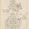 Tab. 10. Shiva cum Bhavàni; Shiva Vindex.