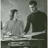 Emily Stevens and Felice Orlandi