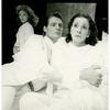 Mary Elizabeth Mastrantonio, Christopher Reeve and Dana Ivey