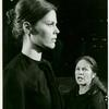 Pamela Payton-Wright and Colleen Dewhurst