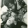 James Earl Jones and Flora Elkins