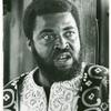 Publicity photo of James Earl Jones in the Circle in the Square stage production Othello.