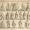 Effigies nonnullorum numinum, maximi minorumque lhamarum, trabarum, magorum, ritrobarum, debarum, virorum ac mulierum tibetanarum, lhassensium, de quibus mentio fit in P.I. alphab.
