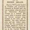 Wendy Hiller.