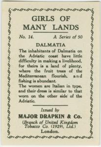 Dalmatia.
