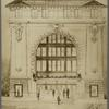 The Eltinge, 42nd. St. Theatre built by A. H. Woods... [photograph of drawing]