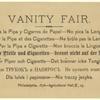 Vanity Fair [frogs in various human situations]