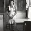 9. Young mother. She lives in a Mormon hamlet... Gunlock, Washington County, Utah