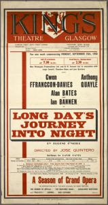 Long Day's Journey Into Night (1956) at King's Theatre (Glasgow)