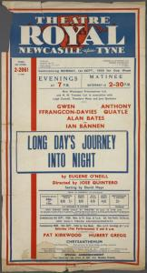 Long Day's Journey Into Night (1956) at Theatre Royal (Newcastle upon Tyne)