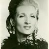 Early headshot of Patricia Books, Ted Mann's wife