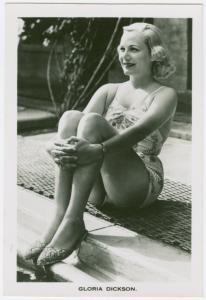 Gloria Dickson.