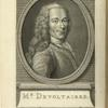 Mr. Devoltairre [Voltaire]