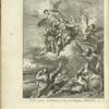 Henri IV donnant du ciel ses instructions à Louis XV