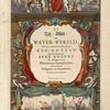 De zee-atlas ofte water-wereld ... [Title page]
