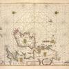 Paskaarte om achter Yrlandt om te zeylen, van Hitlandt tot aen Heyssat.