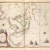 Paskaetrte zynde t'Oosterdeel van Oost Indien, met alle de Eylanden dae ontrendt gelegen van C. Comorin tot aen Japan.