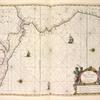 Pascaerte van Nova Hispania, Chili, Peru, en Gvatimala.