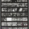 Gay Rights Demonstration, Albany, New York, 1971, contact sheet 1